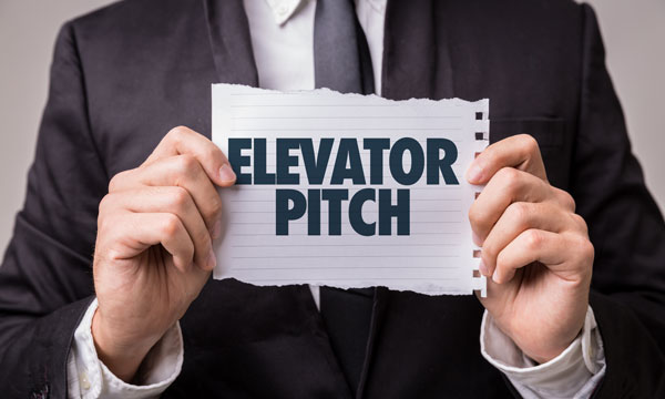 elevator pitch : apprenez à pitcher !